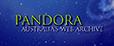 Pandora Web Archive