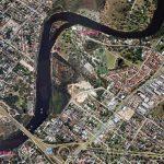 Google Earth Image.