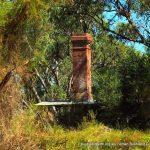 Crematorium, Woodman Reserve.