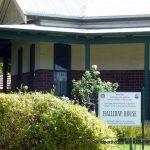 Halliday House.