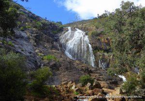 Lesmurdie Falls - Mundy Regional Park.
