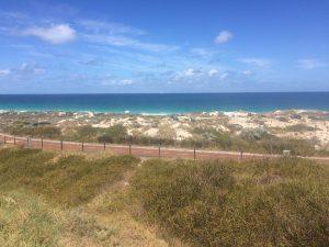 Beach not bitumen